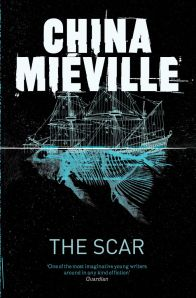 The Scar - new UK cover art
