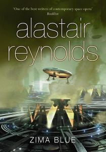 Review & story-by-story thoughts: Zima Blue by Alastair Reynolds