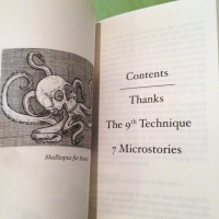 "The Miéville Rarities — The Apology Chapbook (featuring ""The 9th Technique"")"