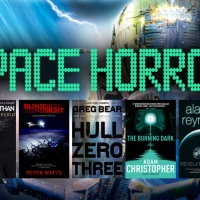 Space horror: five recent works