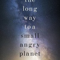 Review: The Long Way to a Small, Angry Planet by Becky Chambers